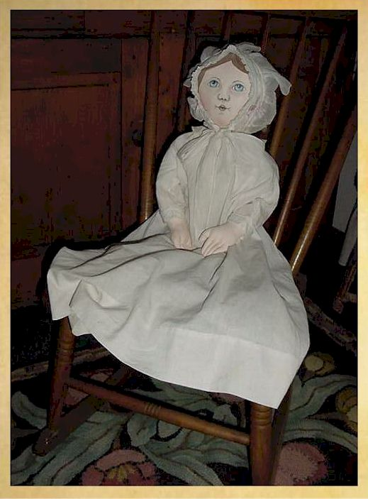 Dolls and More Welcome you to Woodland Junction Primitives...